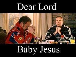 dear lord baby jesus