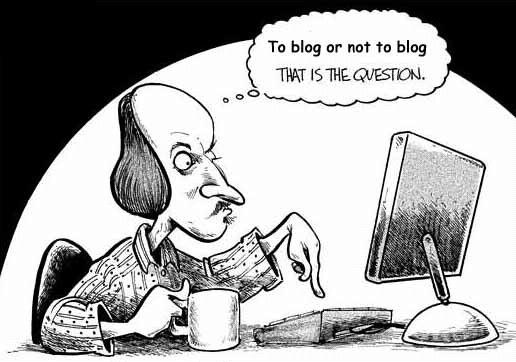 Is Blogging Bad for Your Academic Career? (Gupta) – Crux Sola