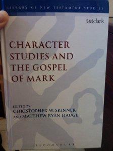 Markan Character Studies