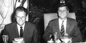 Billy Graham & JFK