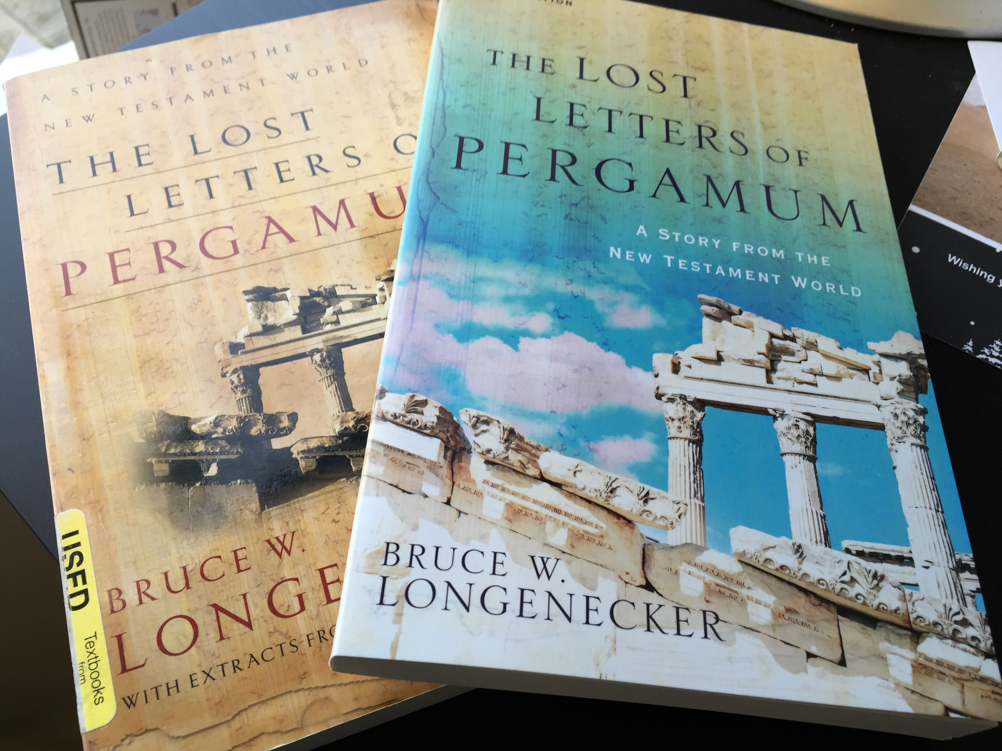 the lost letters of pergamum 2nd edition gupta crux sola